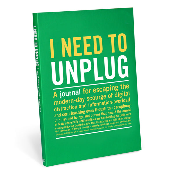 Inner Truth Journal | I Need To Unplug -  Bloomsbury Store - 1