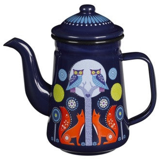 Folklore Coffee Pot Night | Wild and Wolf -  Bloomsbury Store