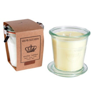 Candle in Wreck Jar | French Lavender -  Bloomsbury Store