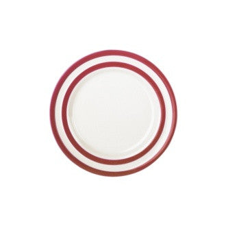 Cornishware Side Plate | Red -  Bloomsbury Store