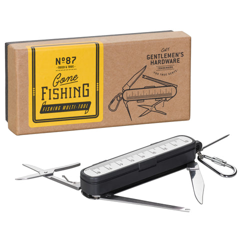 Gentlemen's Hardware Fishing Multi Tool | Wild & Wolf  | Bloomsbury Store - 1