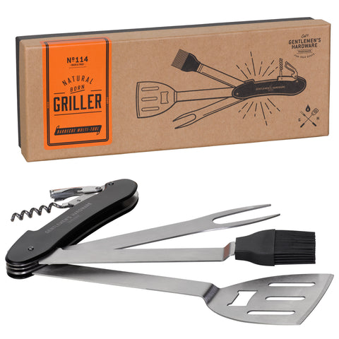 Gentlemen's Hardware Barbeque Multi Tool | Wild & Wolf  | Bloomsbury Store - 1