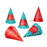 Party Hats Set | Wild & Wolf -  Bloomsbury Store - 3