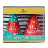 Party Hats Set | Wild & Wolf -  Bloomsbury Store - 1