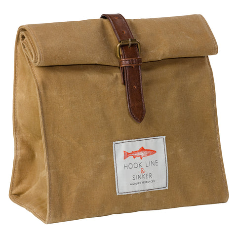 Hook Line and Sinker Lunch Bag | Wild & Wolf -  Bloomsbury Store