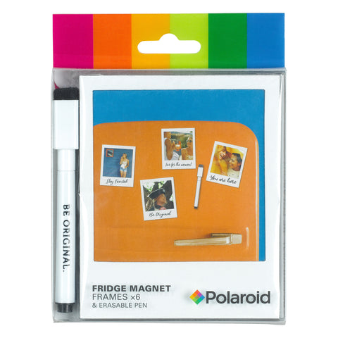 polaroid Fridge Magnet Frames + Pen  | Bloomsbury Store - 1