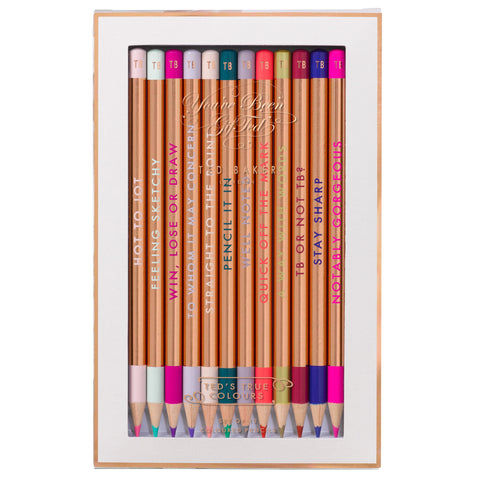 Coloured Pencil Set | Ted Baker  | Bloomsbury Store - 1