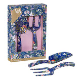 V&A Kilburn Blue Fork and Trowel Set | Wild & Wolf  | Bloomsbury Store - 2