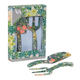 V&A William Morris Fork and Trowel Set | Wild & Wolf  | Bloomsbury Store - 2