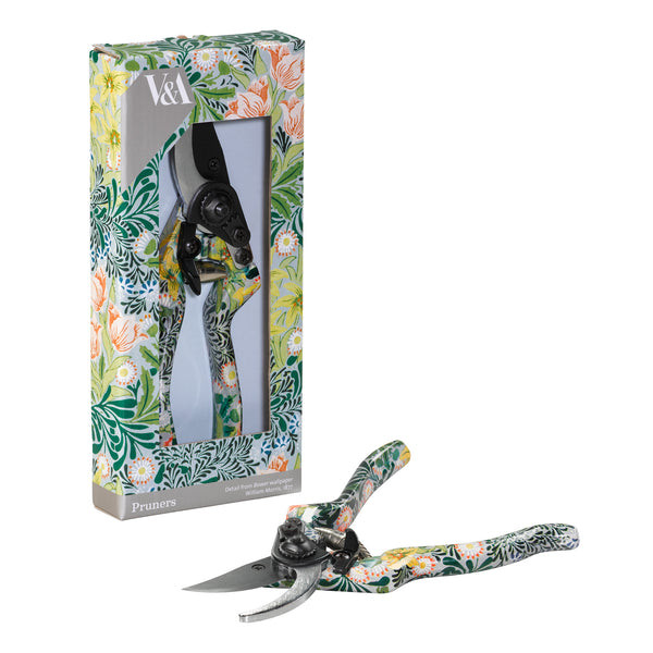V&A William Morris Pruners | Wild & Wolf  | Bloomsbury Store - 1