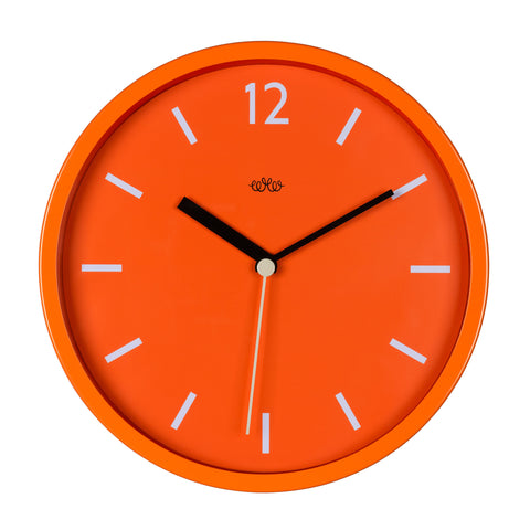 Wall Clock Goldfish Orange | Wild & Wolf  | Bloomsbury Store - 1