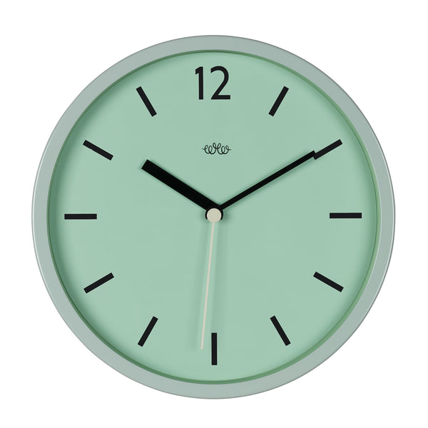 Wall Clock Swedish Green | Wild & Wolf  | Bloomsbury Store - 1