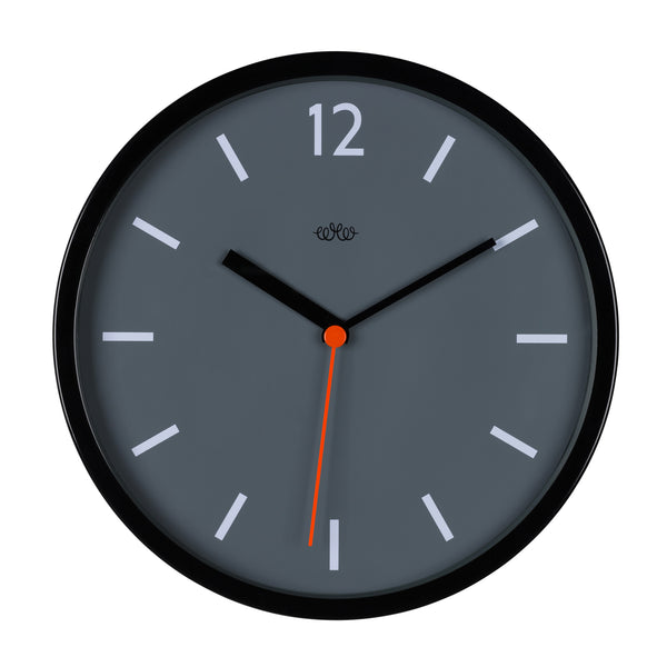 Wall Clock Concrete Grey | Wild & Wolf  | Bloomsbury Store - 1