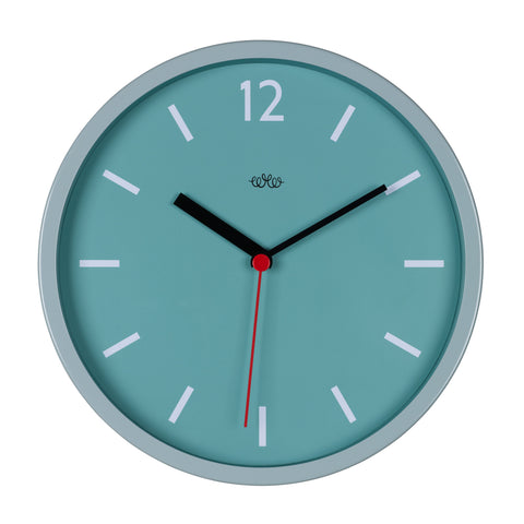 Wall Clock French Blue | Wild & Wolf  | Bloomsbury Store - 1
