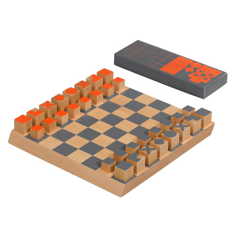 Wild Wood Chess | Wild & Wolf  | Bloomsbury Store - 1