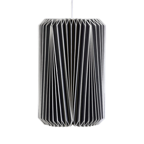 Cumulus Concrete Grey Paper Lampshade | Wild & Wolf -  Bloomsbury Store - 1