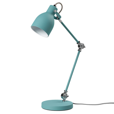 Task Lamp French Blue | Wild & Wolf -  Bloomsbury Store - 1