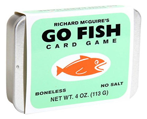 Richard Mcguire's Go Fish Card Game  | Bloomsbury Store - 1