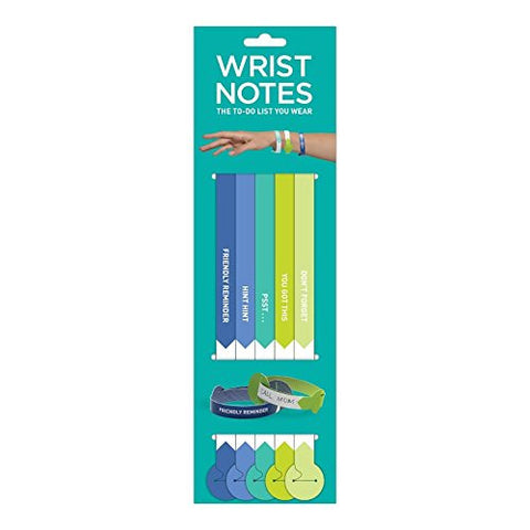 Friendly Reminder Paper Wrist Notes | Knock Knock  | Bloomsbury Store