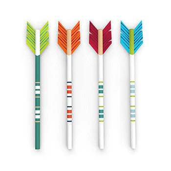 Arrow Pencil Set Of Four -  Bloomsbury Store