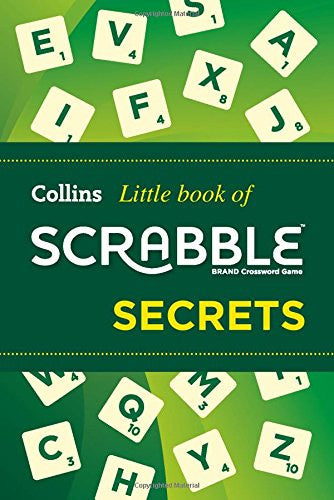 Little Book of Scrabble Secrets | Collins -  Bloomsbury Store - 1