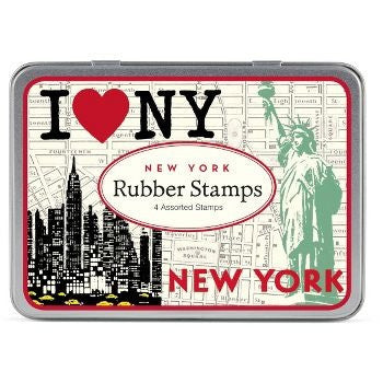 New York Rubber Stamps -  Bloomsbury Store - 1