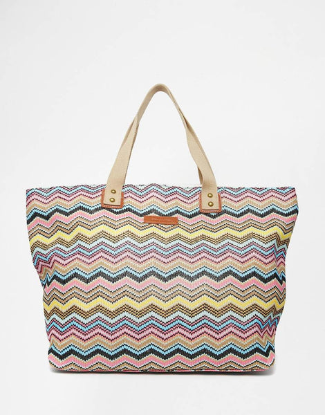 Becksondergaard Hobo Bag | Multi Stripe -  Bloomsbury Store