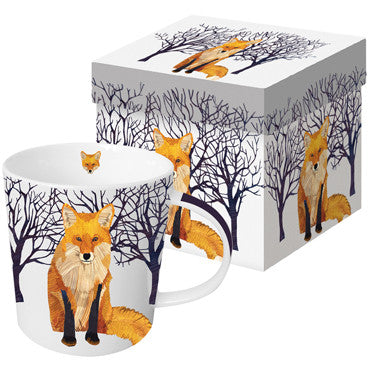 Mug | Winter Fox -  Bloomsbury Store