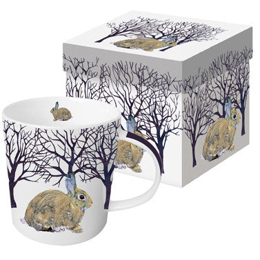 Mug | Winter Rabbit -  Bloomsbury Store