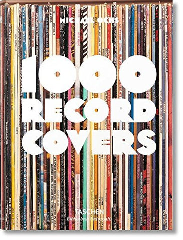 1000 Record Covers  | Bloomsbury Store - 1