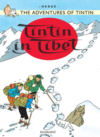 The Adventures of Tintin Book | Tintin in Tibet -  Bloomsbury Store