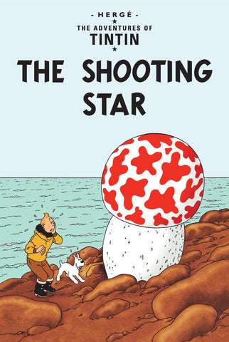 The Adventures of Tintin Book | The Shooting Star -  Bloomsbury Store
