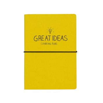 Happy Jackson Great Ideas A5 Notebook -  Bloomsbury Store