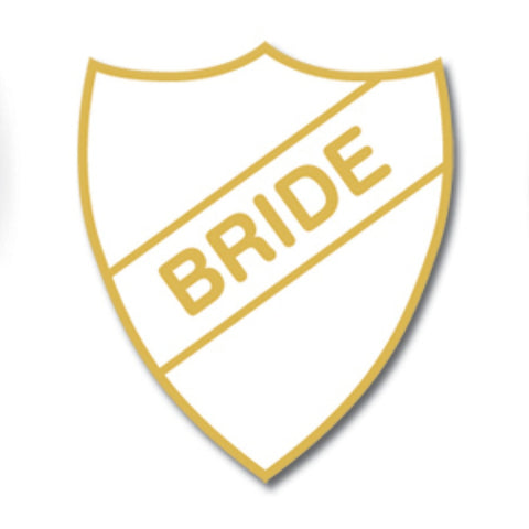 Bride School Badge | Wild and Wolf -  Bloomsbury Store