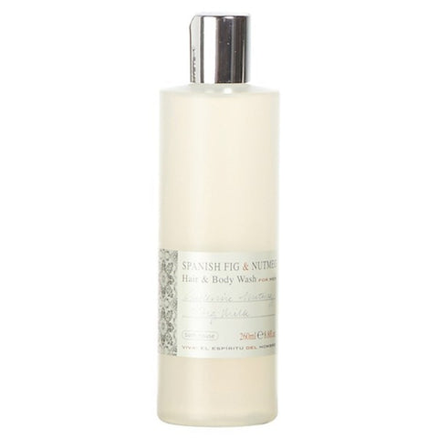 Bath House Hair & Body Wash | Spanish Fig & Nutmeg -  Bloomsbury Store