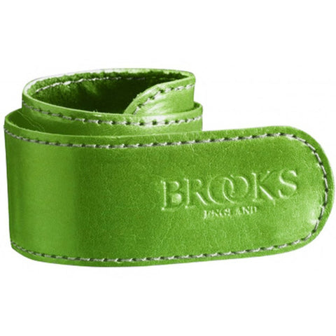 Brooks Trouser Strap - Green Bloomsbury Store - 1