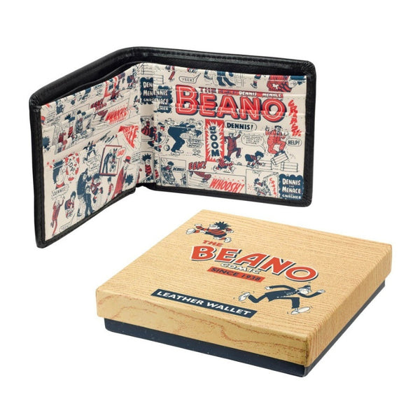 Beano Dennis the Menace Wallet | Wild & Wolf -  Bloomsbury Store