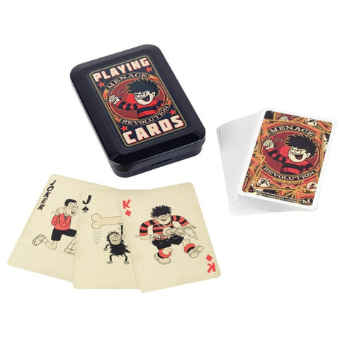 Beano Revolution Playing Cards | Wild & Wolf -  Bloomsbury Store - 1