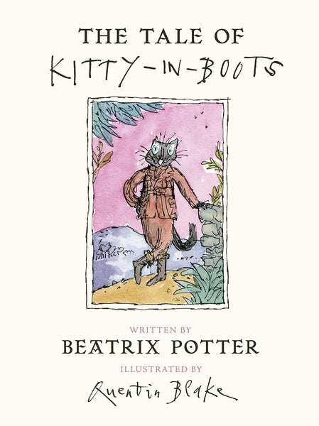The Tale of Kitty In Boots | Beatrix Potter  | Bloomsbury Store