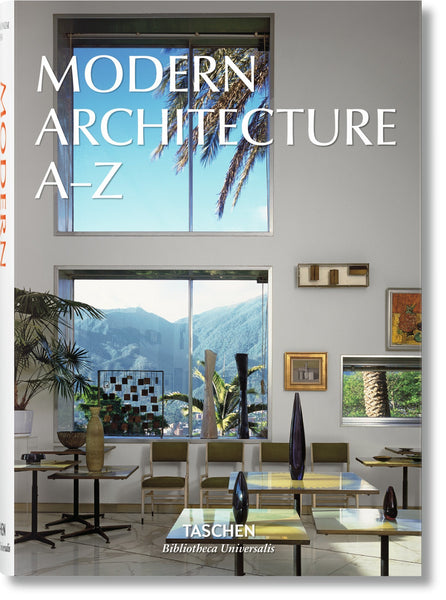 Modern Architecture: A-Z  | Bloomsbury Store