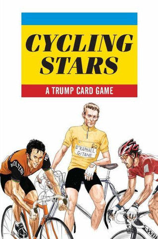 Cycling Stars | Top Trumps -  Bloomsbury Store - 1