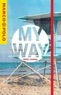 My Way Travel Journal | Beach Cover  | Bloomsbury Store