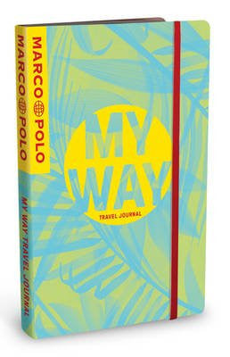 My Way Travel Journal | Jungle Cover  | Bloomsbury Store