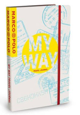 My Way Travel Journal | Passport Cover  | Bloomsbury Store