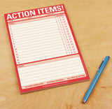 Action Items! Pad | Knock Knock  | Bloomsbury Store - 2