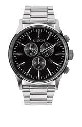 Nixon Sentry Chrono | Black -  Bloomsbury Store - 1