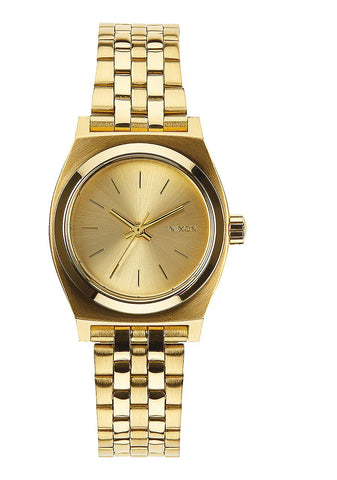 Nixon Small Time Teller | All Gold  | Bloomsbury Store - 1