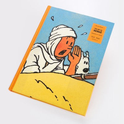 The Art of Hergé | Inventor of Tintin Volume 2 -  Bloomsbury Store - 1