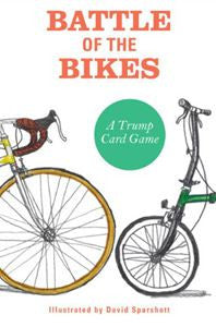 Battle of the Bikes | Trumps Card Game -  Bloomsbury Store