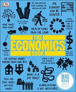 Economics Book | DK Big Ideas -  Bloomsbury Store